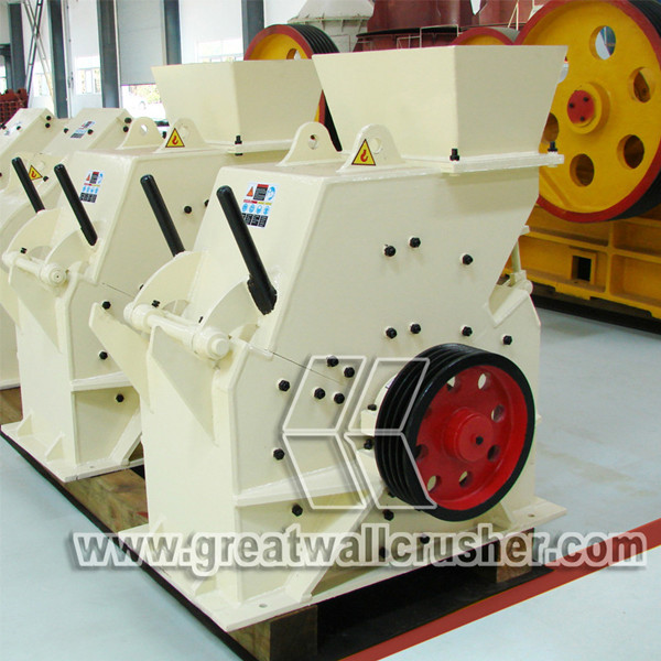 PC hammer crusher for sale in 10 t/h coal crushing plant