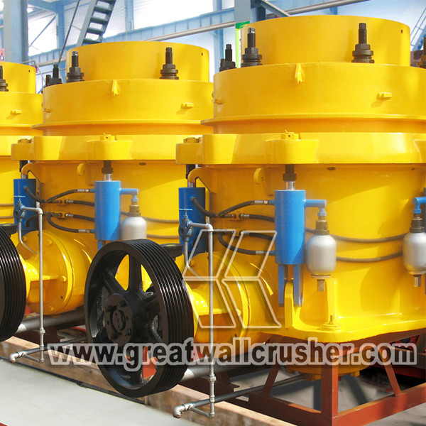 5 1/2 hydraulic cone crusher for sale crushing plant Philippines