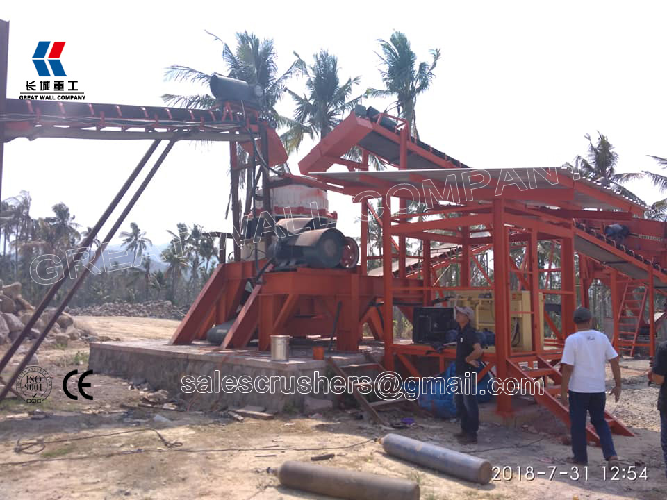 jaw crusher and cone crusher for sale