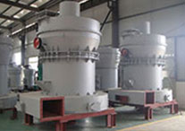High Pressure Suspension Mill